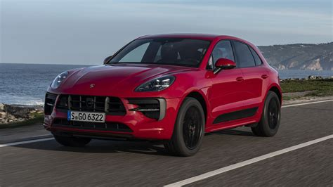 The 2020 Porsche Macan GTS is a crossover for people who