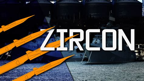 Russia's Zircon Hypersonic Missile Challenges US Naval