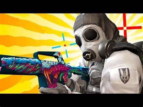 How to be a PRO in COUNTER STRIKE - CS GO CROSSHAIR