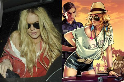 Lindsay Lohan's Weird Attempt To Sue GTA V Has Just