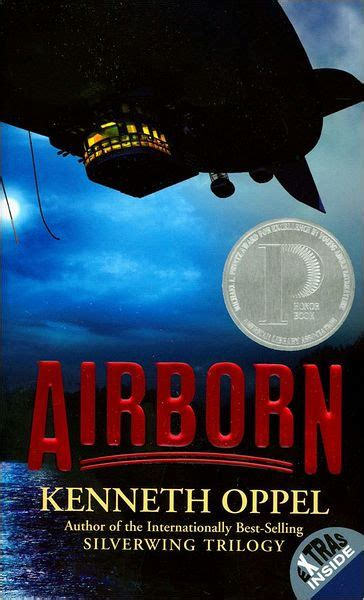 Airborn (Airborn Trilogy Series #1) by Kenneth Oppel