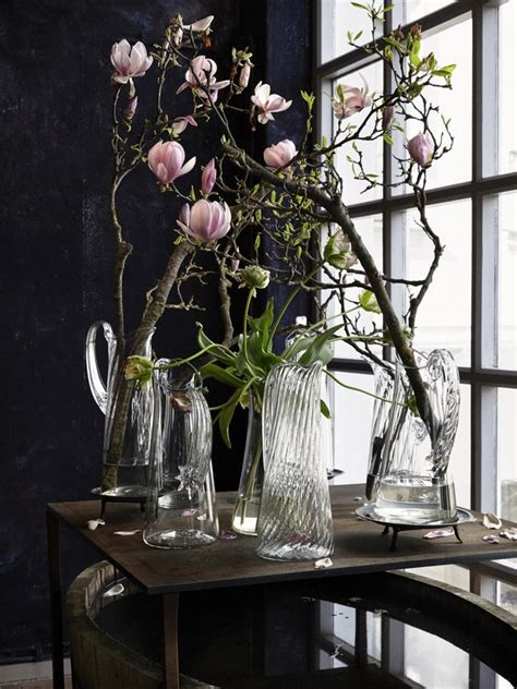 Tage Andersen's vases | Funny how flowers do that