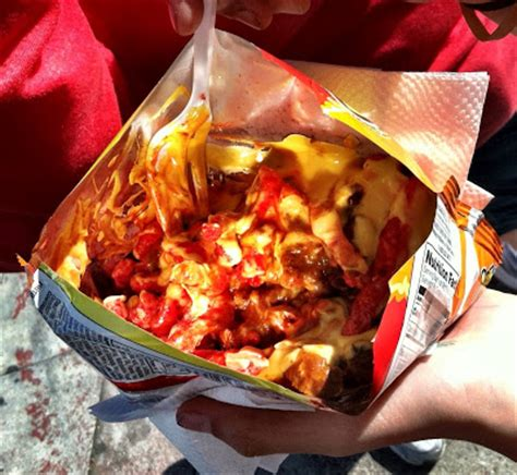 OddBallKidFun: Is It Possible For Flamin' Hot Cheetos To