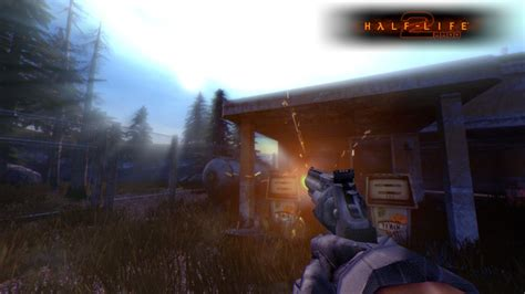 This Half-Life 2 mod reworks guns, enemy AI, and tons more