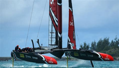 America's Cup 2017: Team New Zealand win with crushing