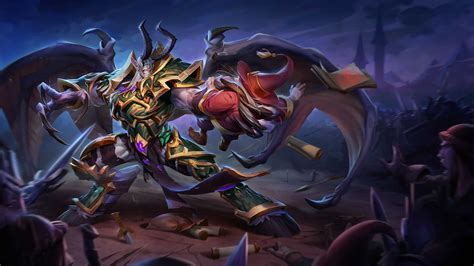 Heroes of the Storm: Dreadlord Mal'Ganis Descends Upon The