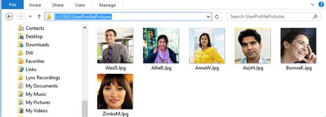 How to Download Office 365 User Profile Photo?
