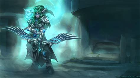heroes Of The Storm, Tyrande, World Of Warcraft: Wrath Of