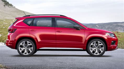 2017 Seat Ateca FR - Wallpapers and HD Images   Car Pixel