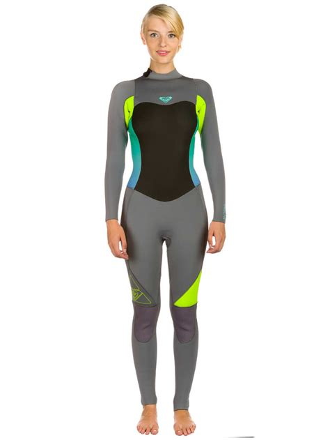 Buy Roxy 3/2mm Syncro Gbs Backzip Wetsuit online at blue