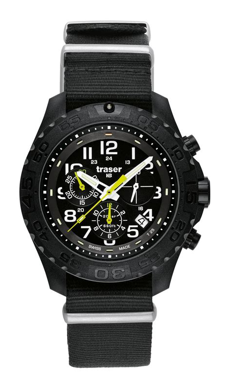 traser H3: Outdoor Pioneer Chronograph   Watchtime