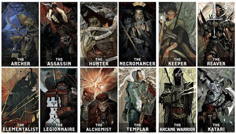Dragon Age Inquisition Multiplayer Characters Unlock Guide