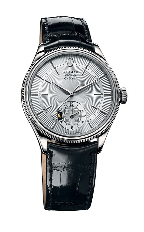 Rolex: Cellini Dual Time   Watchtime