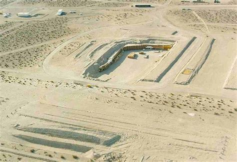 Nevada National Security Site (former Nevada Test Site)