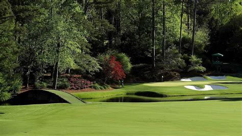 Augusta Masters Golf 2020 - 4 Night Tournament Rounds Package