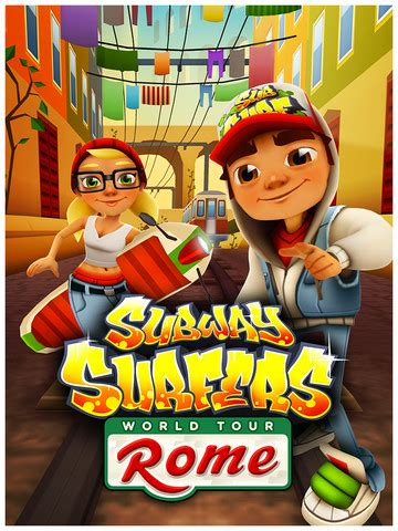Android Apps: Subway Surfers Free Download For PC, Android