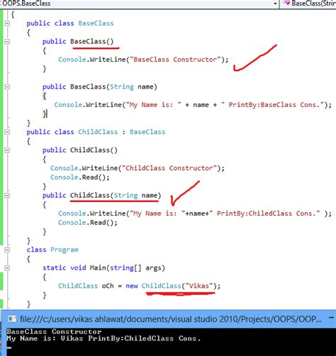 C# OOPS INTERVIEW QUESTIONS-ANSWERS WITH EXAMPLES