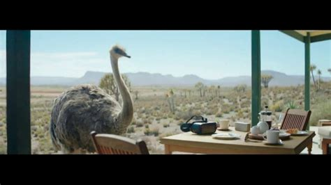 Samsung Gear VR TV Commercial, 'Ostrich' Song by Elton