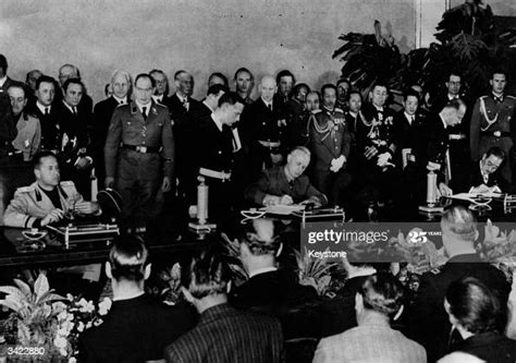 Tripartite Alliance Pictures   Getty Images