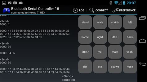 BlueTooth Serial Controller 16 - Android Apps on Google Play