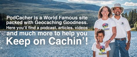 A world famous site packed with geocaching goodness