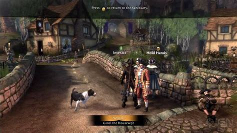 Fable III Gameplay: Love and Life in Albion - E3 2010