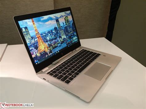HP EliteBook x360 is the world's thinnest 13-inch