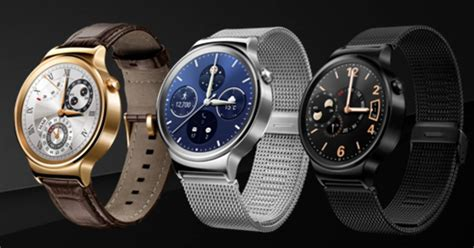 MWC: Huawei launches smartwatch, Apple's latest competitor