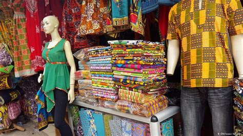 Ghana fights piracy in the textile industry | Africa | DW