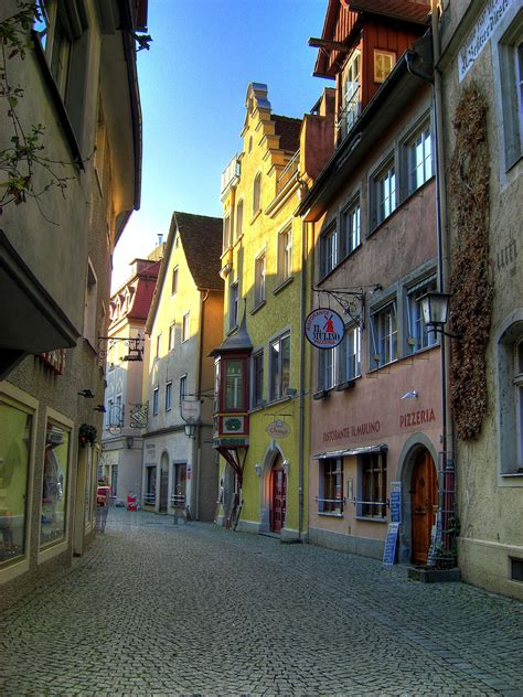 Lindau im Bodensee   Bavarian towns and cities