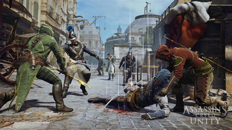 Assassin's Creed: Unity guide - Sequence 8 - Memory 1: The