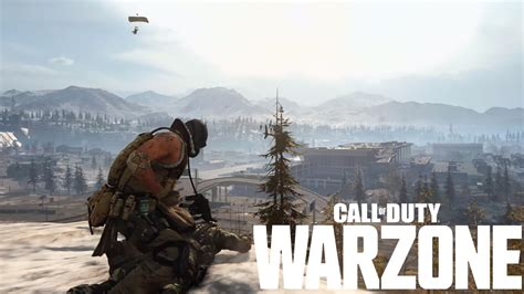 Call of Duty: Warzone player revives their teammate mid-air