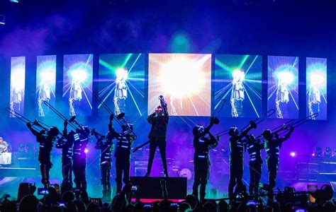 Muse bring their latest sci-fi blockbuster to London