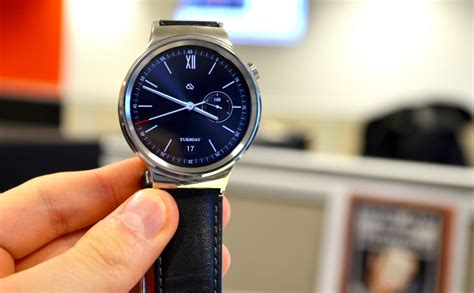 Huawei Watch review: The best Android Wear smartwatch so far