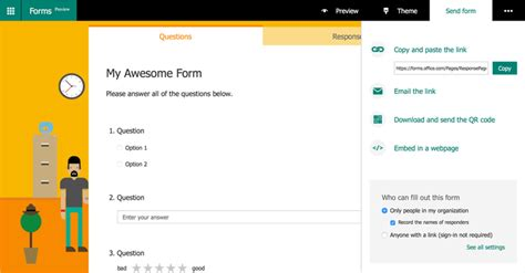 How to Use Microsoft Forms in Office 365 Education