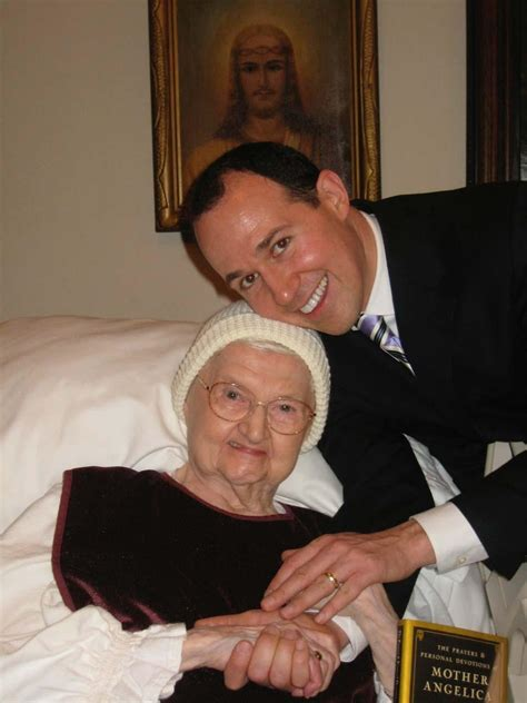 New book by EWTN executive details Mother Angelica's last