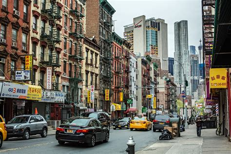 Chinatown, NYC Guide to Restaurants, Bars and Hotels