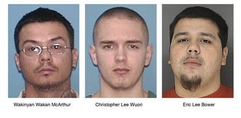 2 Native Mob members arrested, 1 still at large | State