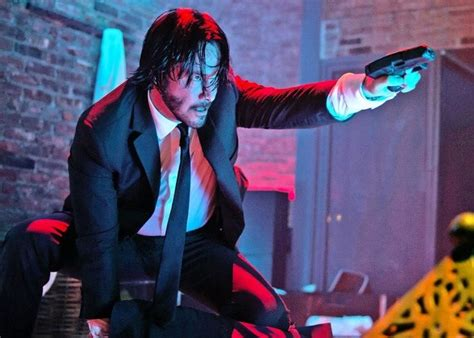 The Battle Style Behind the 'John Wick' Red Circle Club Scene