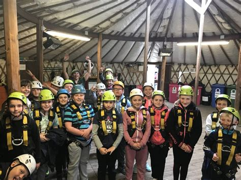 The Visit to Robinwood 2017