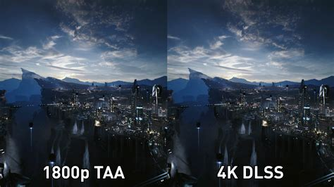 Nvidia's DLSS technology makes 1440p look like 1800p, says