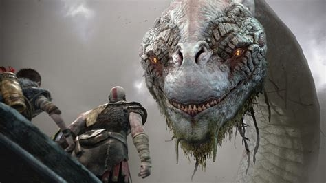 Info On New 'God Of War' Game's Difficulty, HUD, and