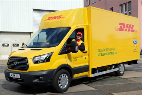 Deutsche Post DHL Group, Ford unveil early build