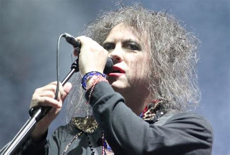 """Robert Smith says The Cure's new album """"is a bit of a sore"""