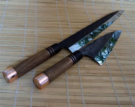 Japanese kitchen knives by TC Blades Oh man